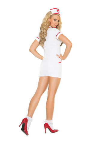 Heart Throb Hottie Nurse Costume-costumes-Elegant Moments-Nakees