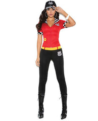 High Octane Honey Race Car Driver Costume costumes size smallcolor redNakees