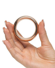 I Want You Now Steel Love Ring-sex toys-Fifty Shades of Grey-rose gold-Nakees