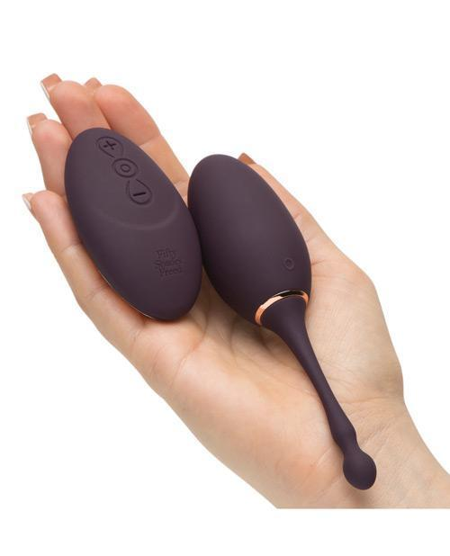 I've Got You Rechargeable Remote Control Egg Vibrator sex toys Nakees