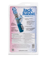 Jack Rabbit Vibrators w/Floating Beads Waterproof Vibrator-rabbit vibrator-California Exotic Novelties-Nakees