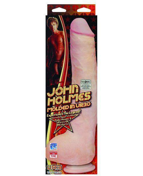 John Holmes Realistic Cock sex toys color fleshNakees