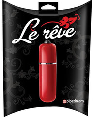 La Reve Red Bullet women color red  Nakees