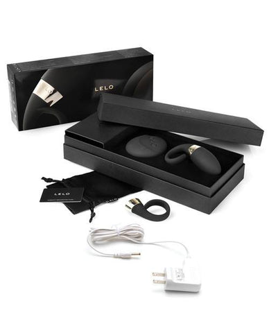 Lelo Oden 2-couples-Lelo-black-rechargeable-Nakees