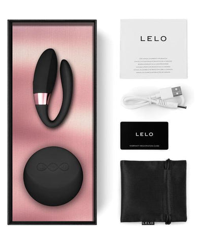 LELO Tiani Amber Rose Gold Couples Massager Vibrator-sex toys-Lelo-Rose Gold-rechargeable-Nakees