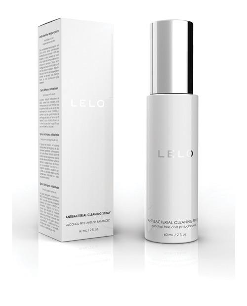 LELO Toy Cleaning Spray-sex toys-Lelo-2 oz-Nakees