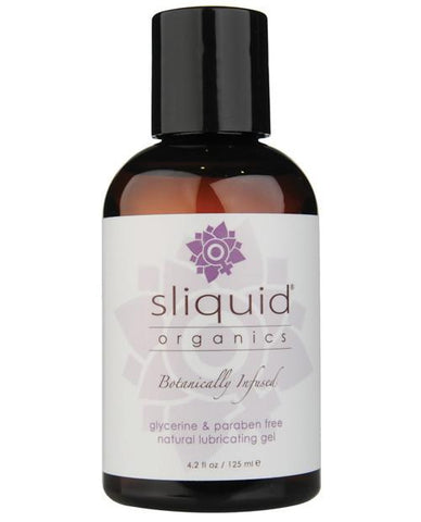 Organics Natural Lubricating Gel-essentials-Sliquid-Nakees