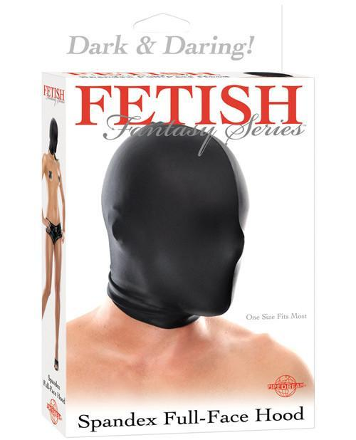Pipedream Full Face Hood-sex toys-Pipedream-black-Nakees