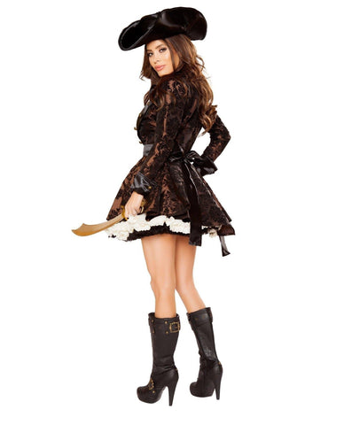 Pirate Beauty Costume-Costumes-Roma Costume-Nakees
