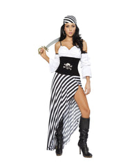 Pirate Lass costumes Size SmallNakees