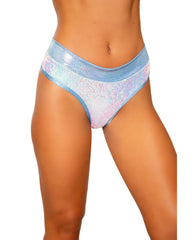 Sequin & Shimmer Shorts bottoms Size S/MColor Jade BlueNakees