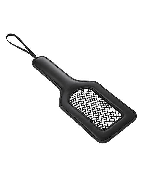 Sex & Mischief Fishnet Spanking Paddle-sex toys-Sex & Mischief-Nakees