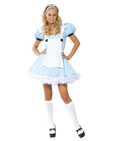 Sexy Alice in Wonderland Costume-costumes-Roma Costume-S/M-Nakees