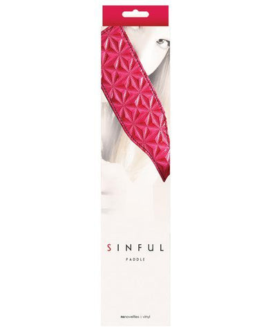 Sinful Spanking Paddle-sex toys-Sinful-Nakees