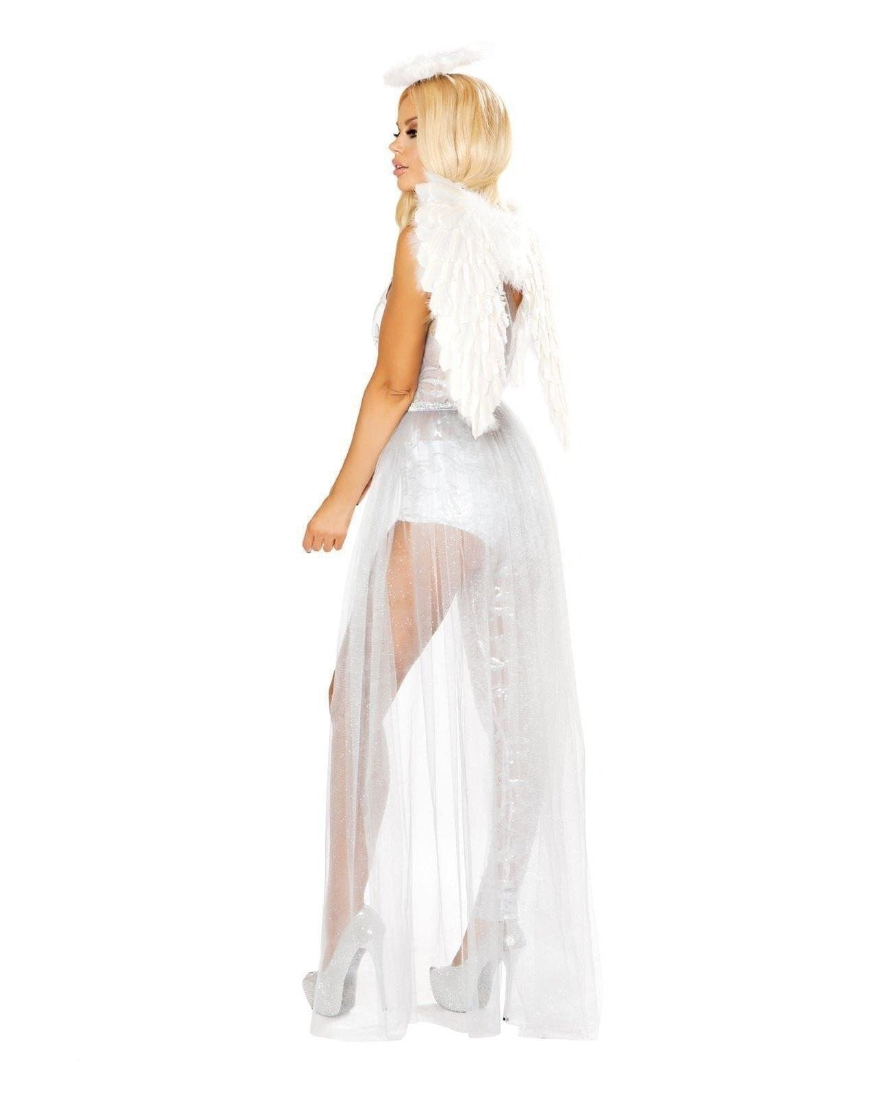 Sweet Angel Costume Costumes Size SmallColor White/SilverNakees
