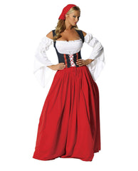 Swiss Miss-costumes-Roma Costume-S/M-Nakees