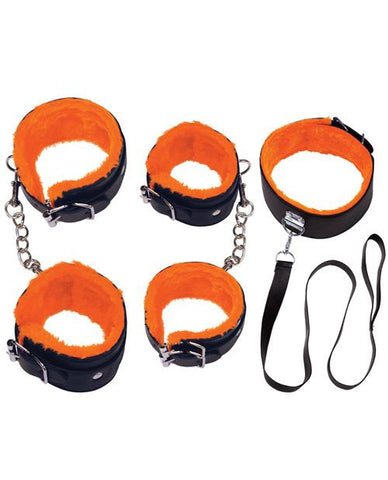 The 9's Orange is the New Black Kit #1 - Restrain Yourself-sex toys-The 9s-Nakees