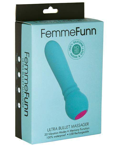 Ultra Bullet Massager Mini Vibrator sex toys color pinkNakees