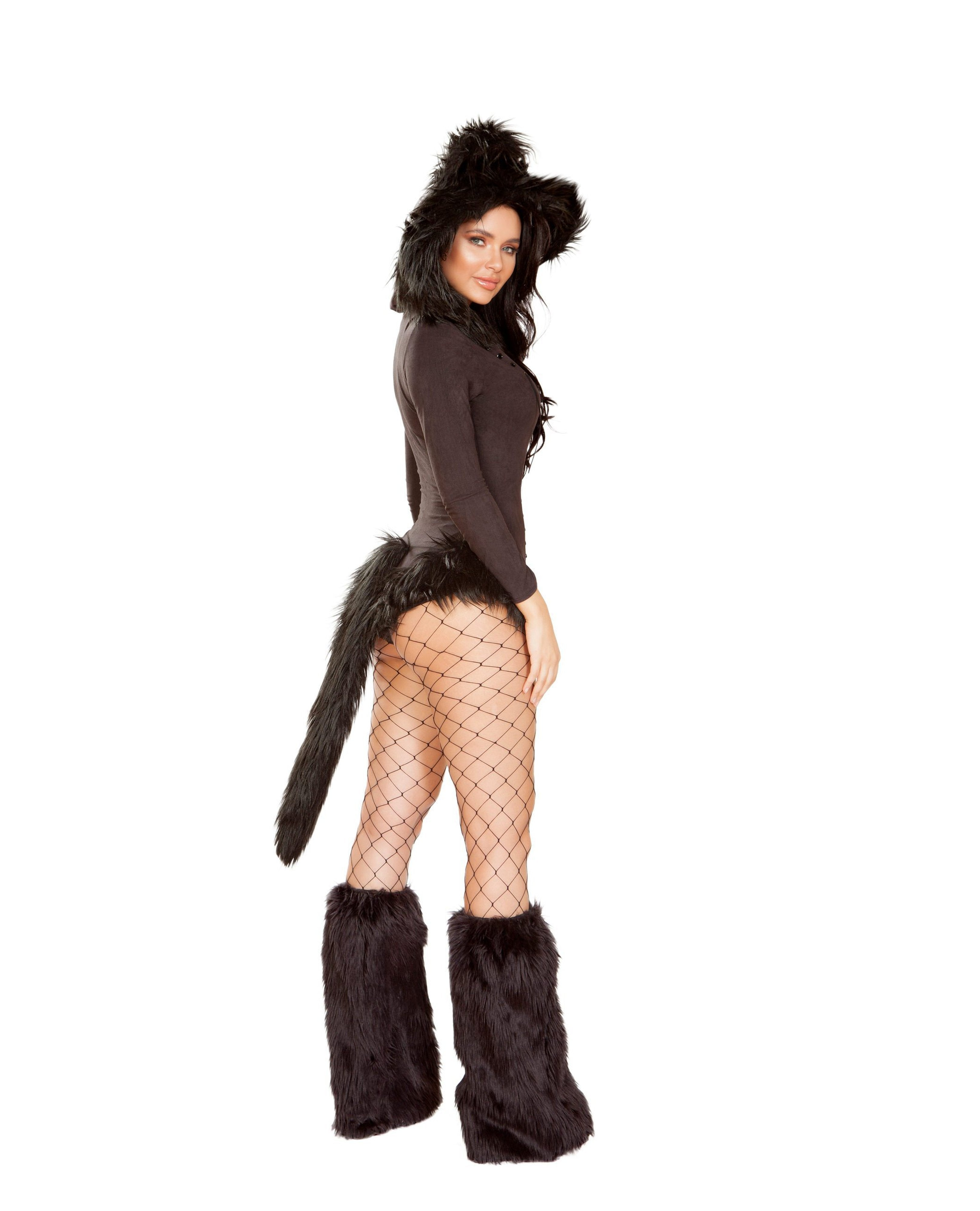 Vicious Cat costumes Size SmallColor BlackNakees