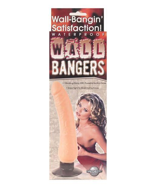 Wall Bangers Vibrator women color fleshNakees