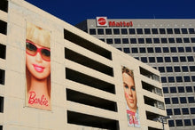 Mattel Barbie and Ken Headquarters building