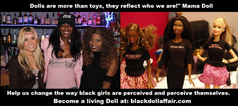 Why YOU should join! – The Black Doll Affair