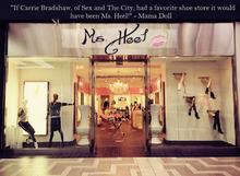 Ms. Heel Shoe Boutique Storefront