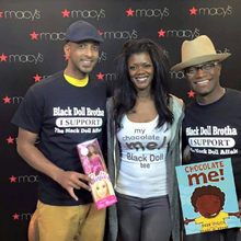 Taye Diggs Honorary Black Doll Brotha Black Doll Affair