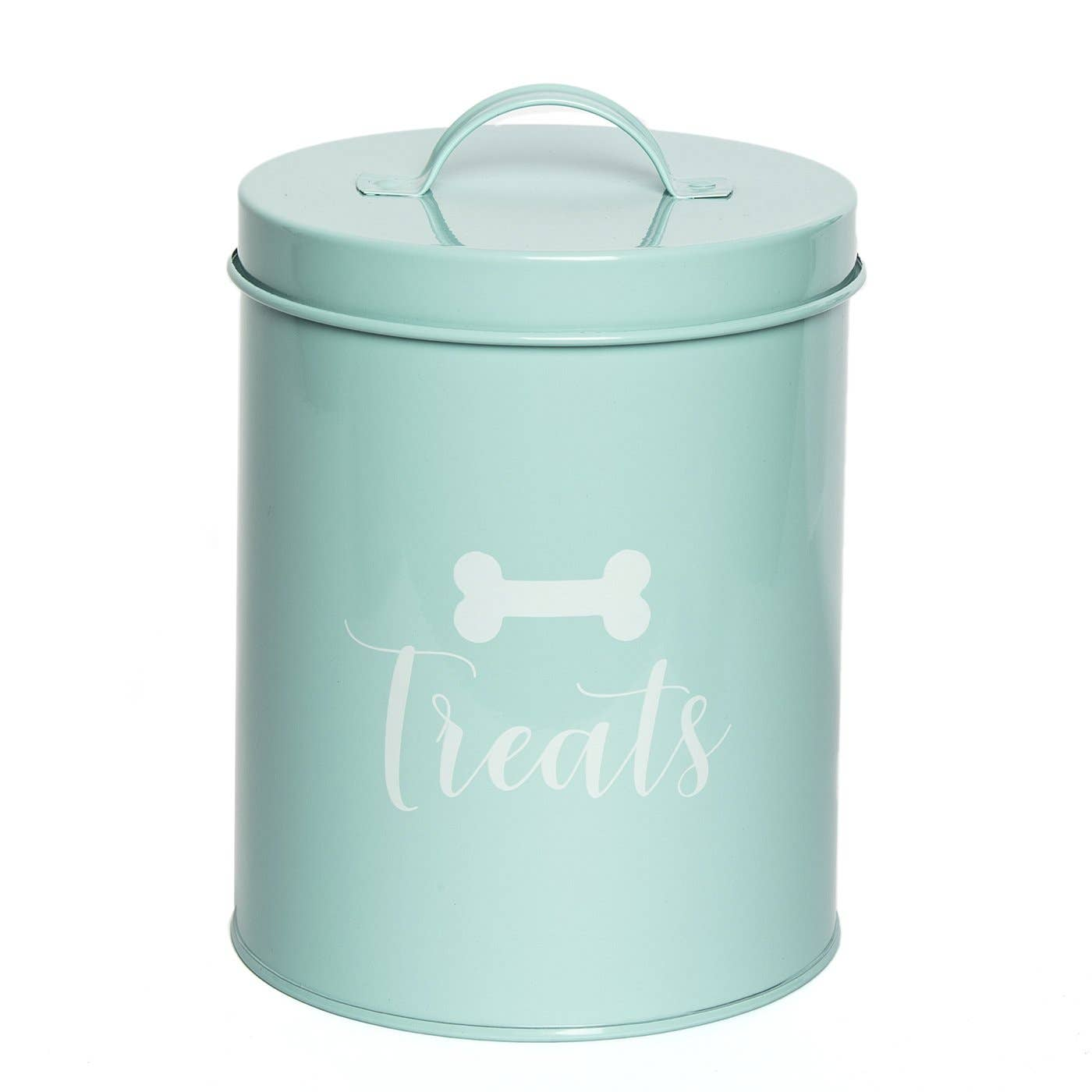 Powder Blue Treat Canister