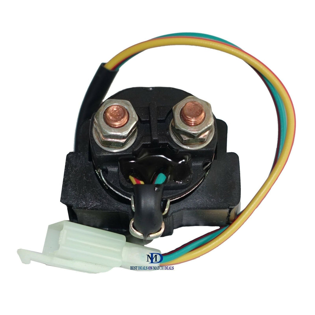 STARTER RELAY SOLENOID FOR YAMAHA RAPTOR 90 YFM90 2009-2013