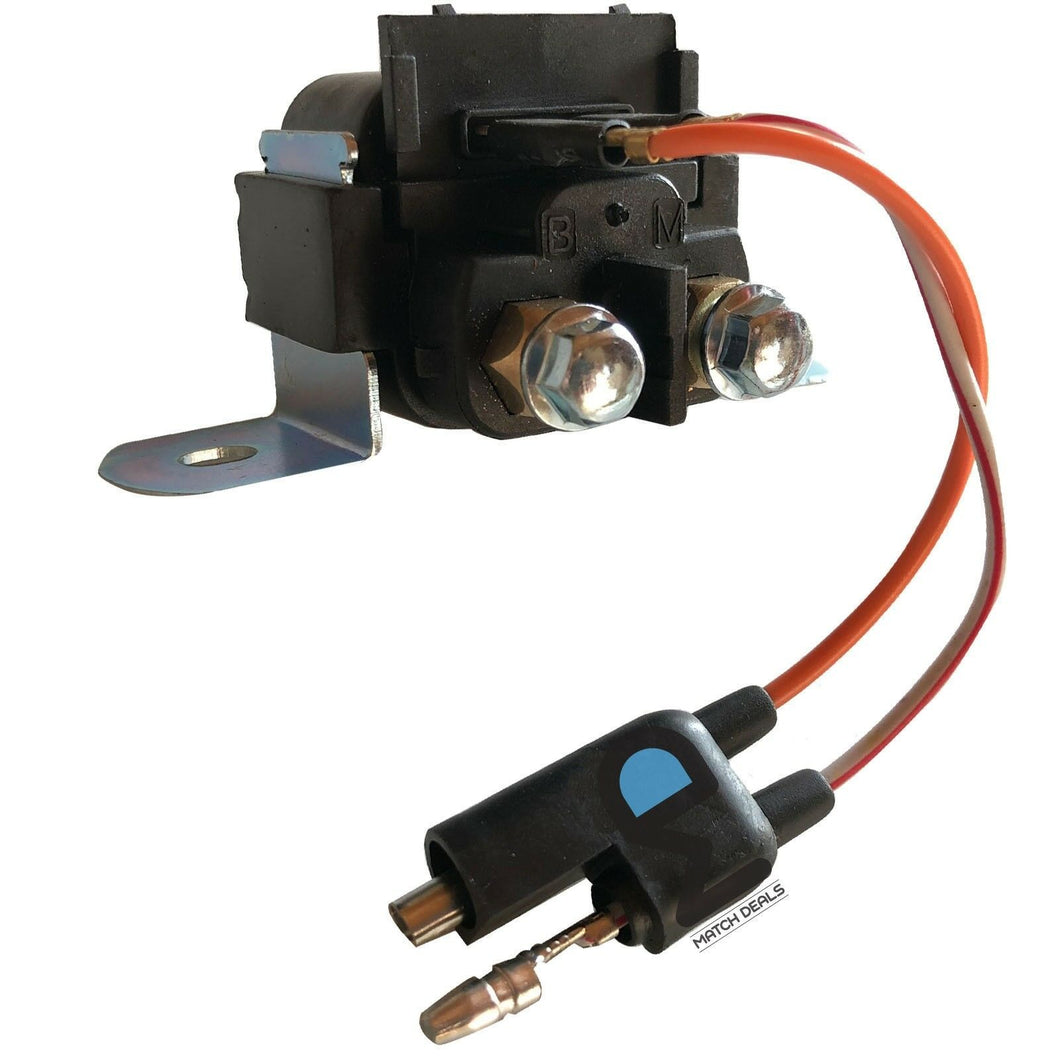STARTER RELAY SOLENOID FOR POLARIS 3087198 4011087 REPLACEMENT