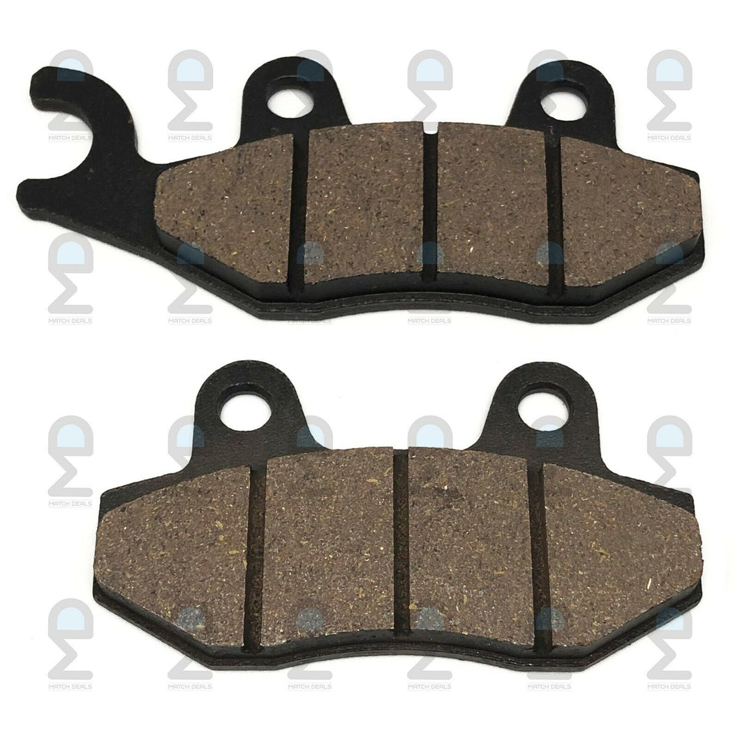 REAR BRAKE PADS FOR TRIUMPH SCRAMBLER EFI 2016-2019 / SCRAMBLER 2009-2015