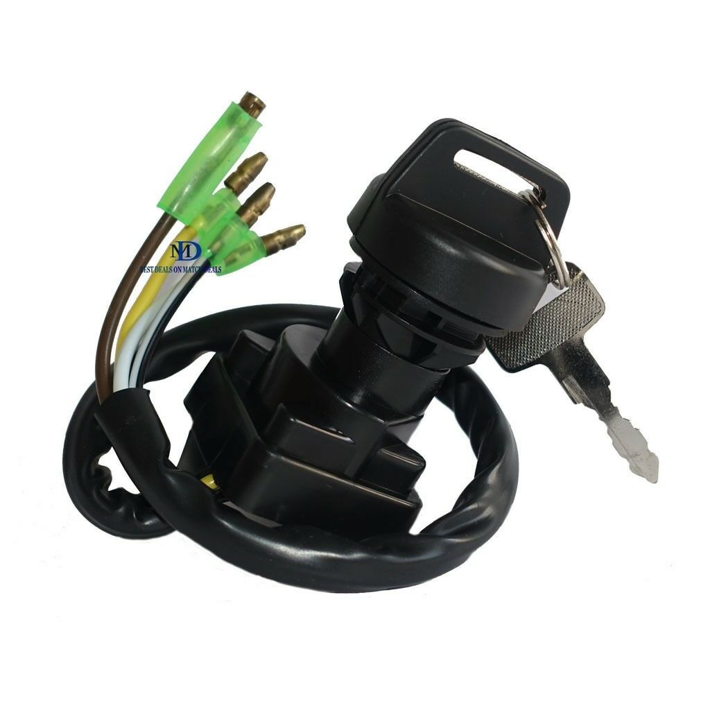 IGNITION KEY SWITCH  FOR KAWASAKI 27005-1131 REPLACEMENT