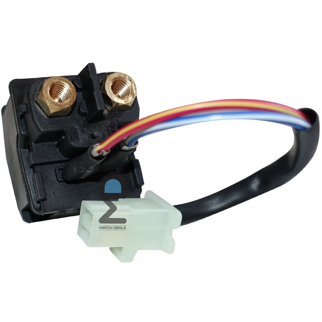 STARTER RELAY SOLENOID FOR SUZUKI 31800-03H00 31800-29F00 REPLACEMENT