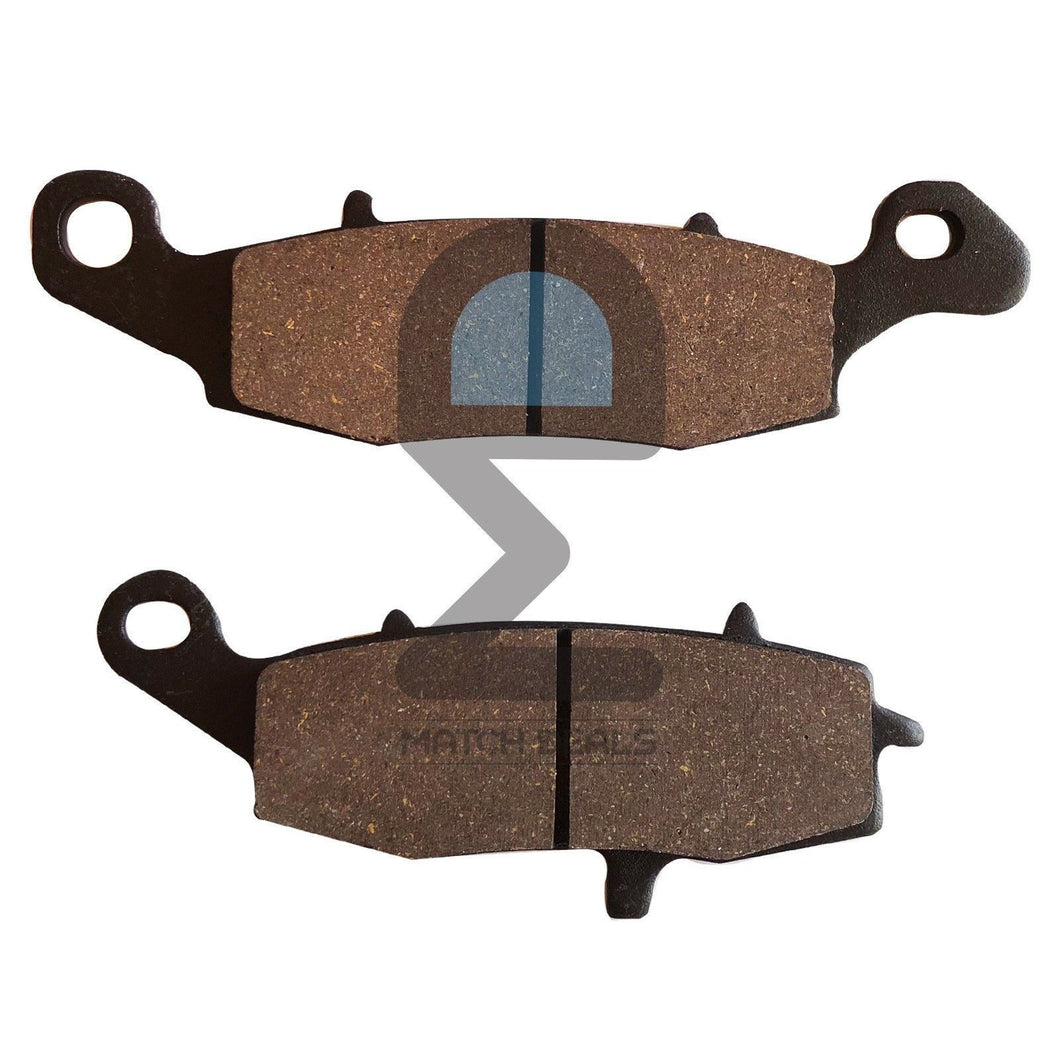FRONT BRAKE PADS FOR SUZUKI VOLTY 250 TYPE II TU250X 2010-2017
