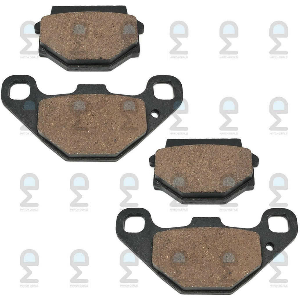 FRONT BRAKE PADS FOR CAN-AM BOMBARDIER RALLY 175 2005-2007 / RALLY 2003