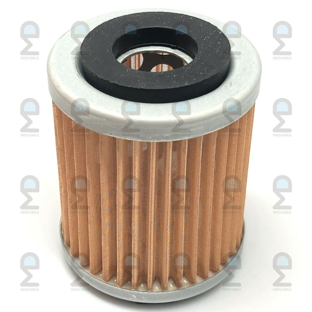 OIL FILTER FOR YAMAHA BIG BEAR 400 4WD YFM400 2000-2012 / REAL TREE IRS HUNTER