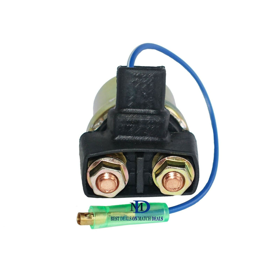 STARTER RELAY SOLENOID FOR YAMAHA ROUTE 66 XV250 1988 1989 1990
