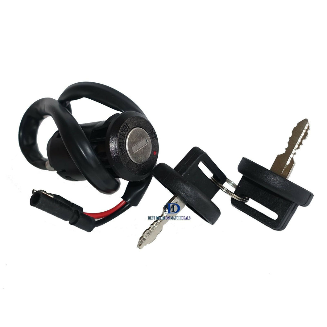 IGNITION KEY SWITCH  FOR HONDA 35010-HM3-000 REPLACEMENT