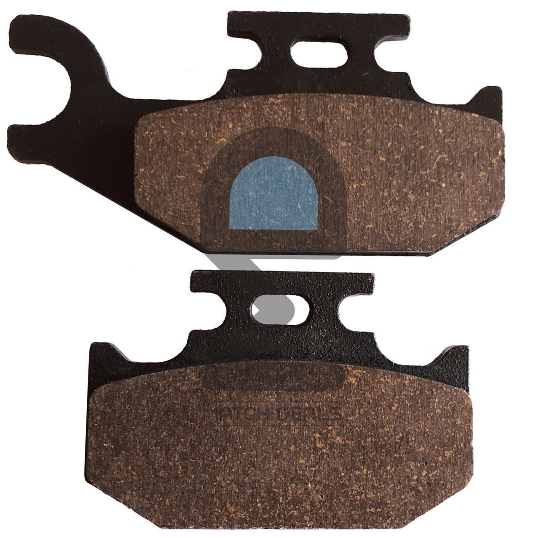 BRAKE PADS FOR YAMAHA 1S3-W0046-00-00 1S3-W0046-01-00 REPLACEMENT