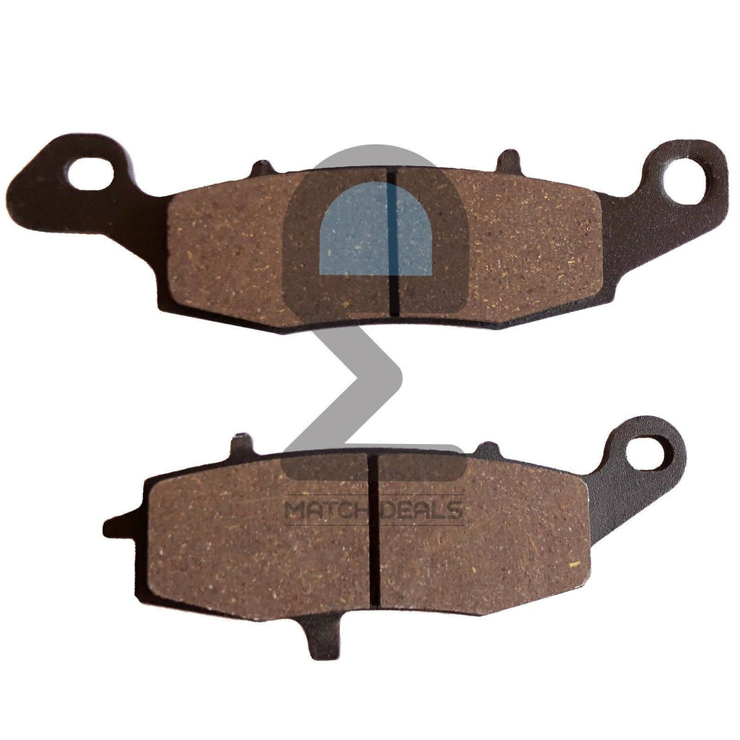 FRONT BRAKE PADS FOR SUZUKI GS500 2001-2003 / GS500E 1996-2003 / GS500F 2004-09