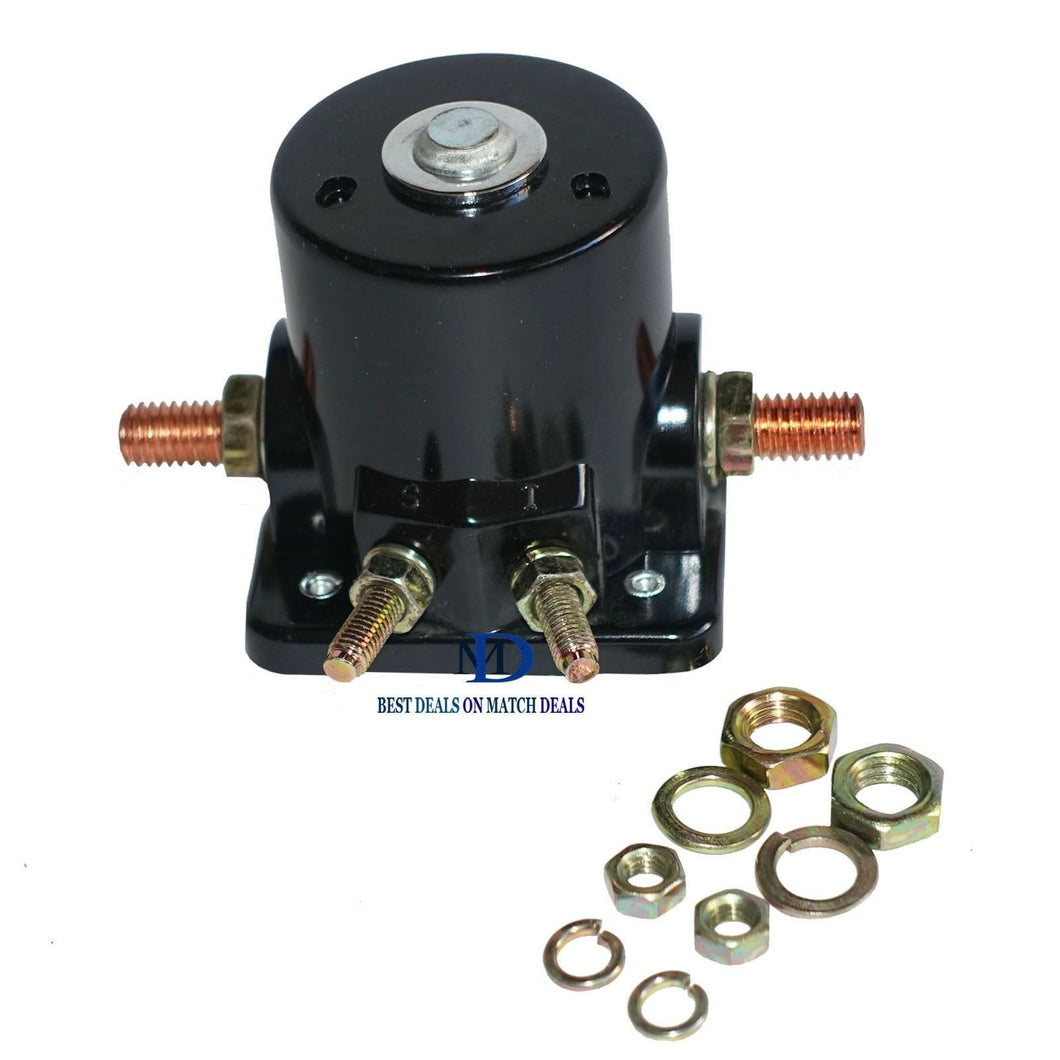 STARTER RELAY SOLENOID FOR EVINRUDE E75 75 HP 1985-1988 / TE120 120 HP 1989