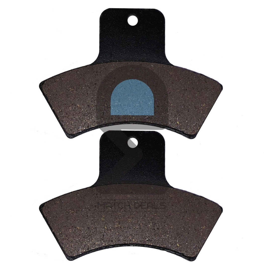 REAR BRAKE PADS FOR POLARIS 1910339 1930860 2201093 REPLACEMENT