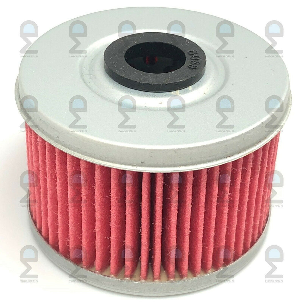 OIL FILTER FOR HONDA FOURTRAX RANCHER 350 4X4 ES TRX350FE / TRX350FM 2000-2006