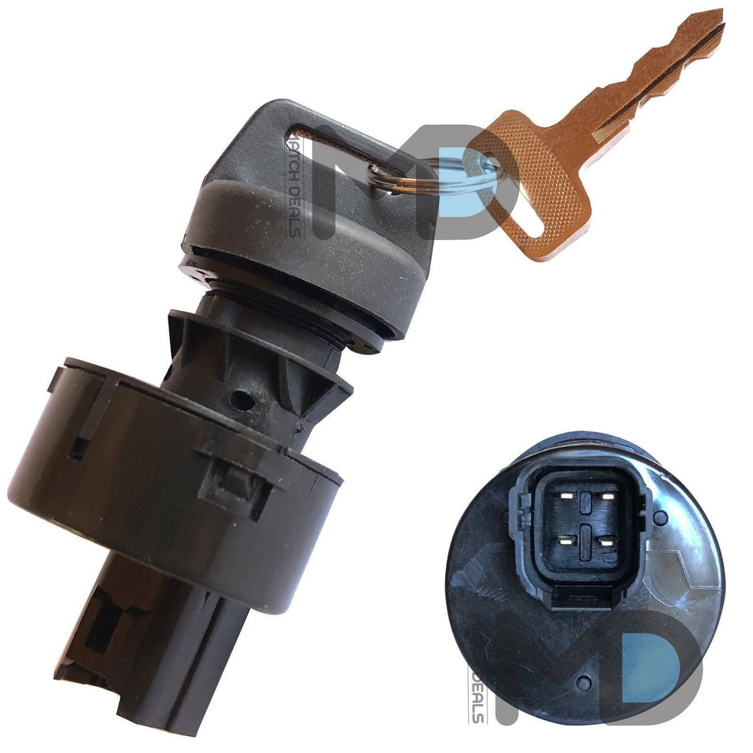 IGNITION KEY SWITCH FOR YAMAHA RHINO 660 4WD YXR660 2006-2007 / SE SPORT HUNTER