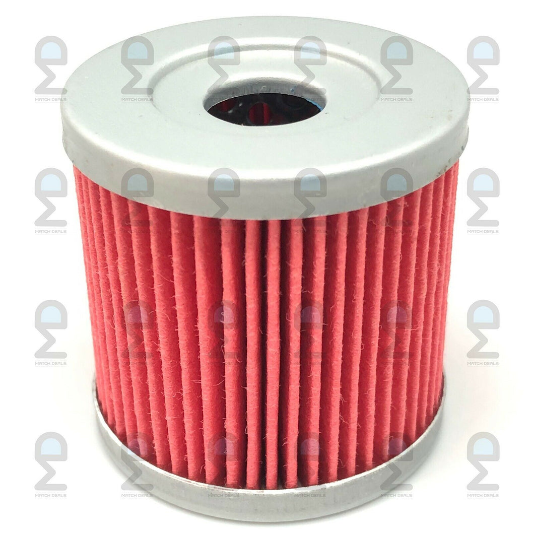OIL FILTER FOR SUZUKI QUADSPORT 400 LT-Z400 LTZ400 2003-2009 2012-2014