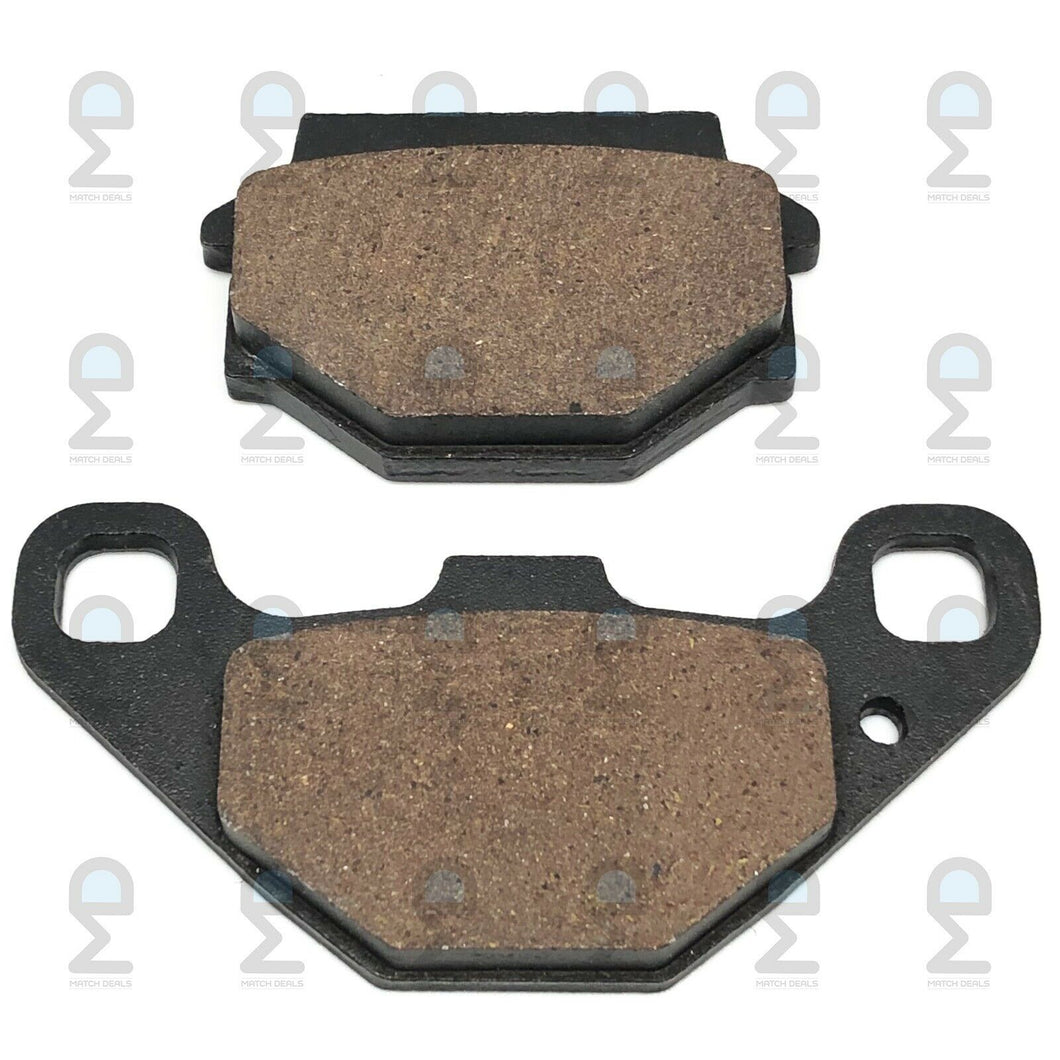 BRAKE PADS FOR KYMCO 45105-LFC3-305 REAR AGILITY CITY 125 2011-2013