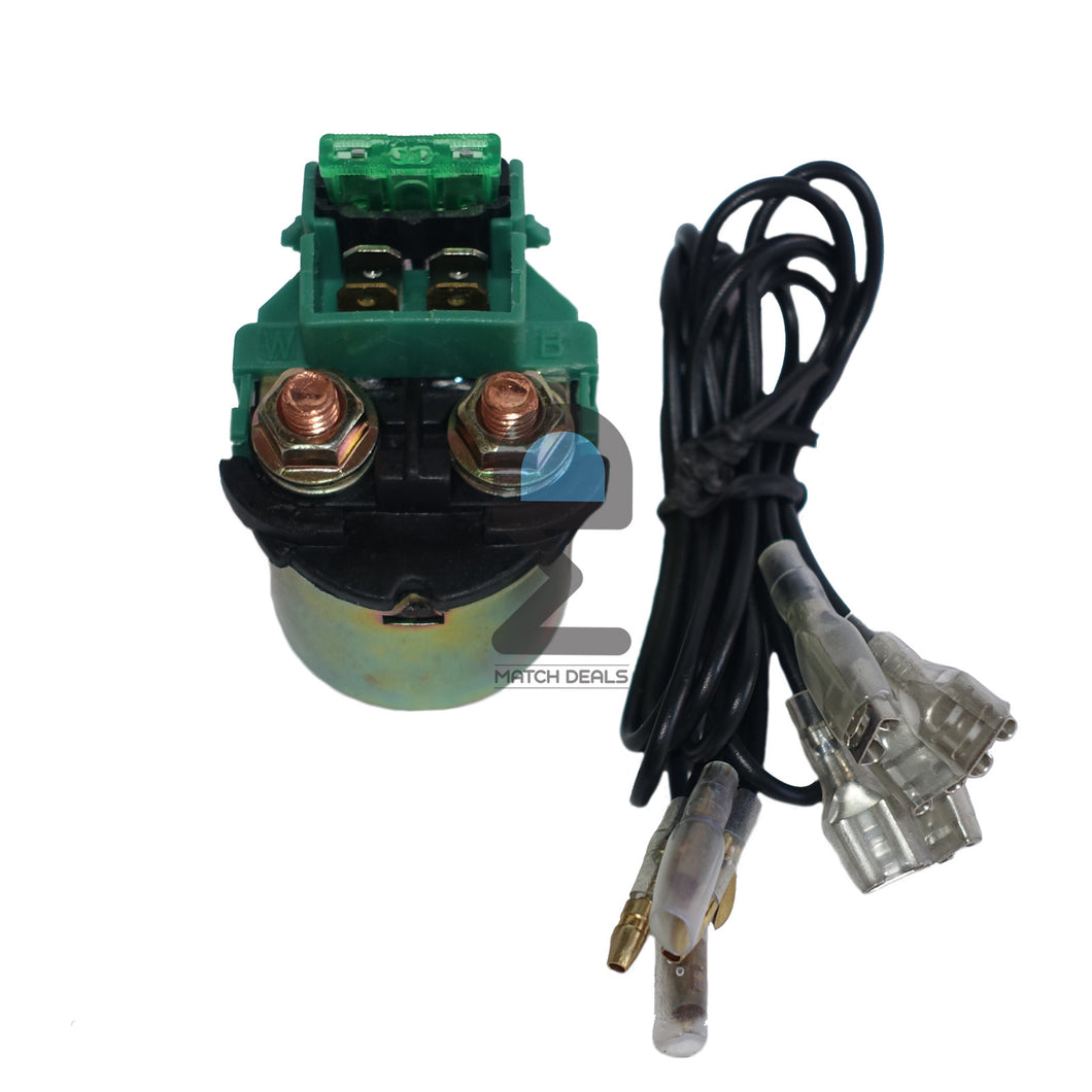 Starter Relay Solenoid For Honda 35850 Mb0 007 425 Electrical Connector Wiring Ac Replacement
