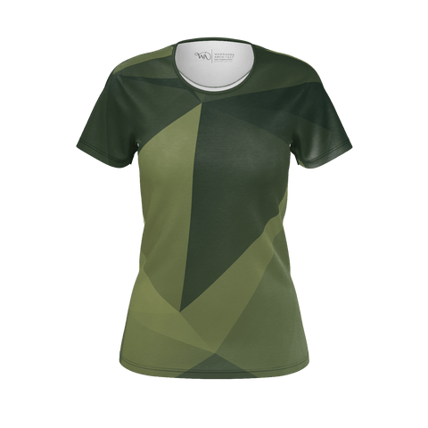 Women's Tee | Forest - Wardrobe Architect
