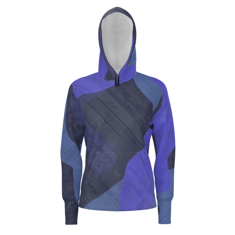 Women's Pull Over Hoodie | Emiliano - Wardrobe Architect